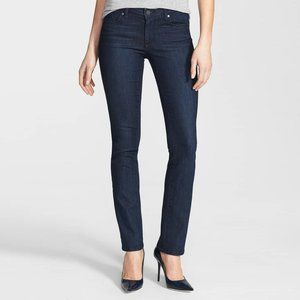 Paige Skyline Straight Petite Jeans in Manchester